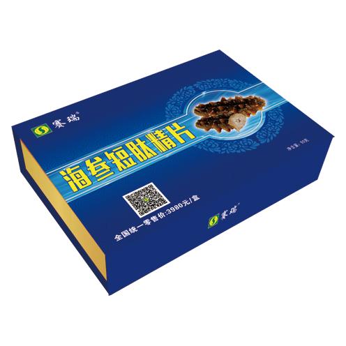 海参短肽精片(压片糖果)