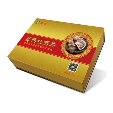 富硒牡蛎片