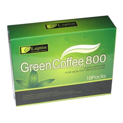 Leptin 极速燃脂绿饮咖啡