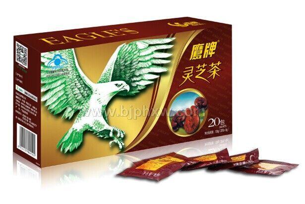 鹰牌灵芝茶—补精益气提高抗病力