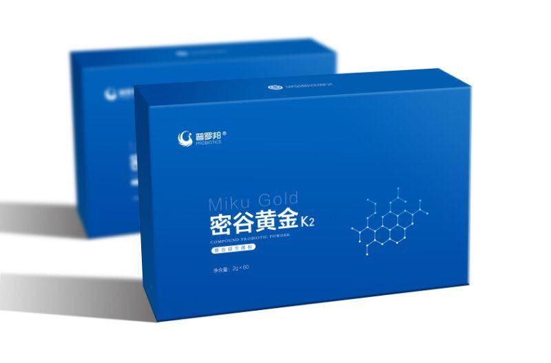 纳豆益生菌粉(密谷黄金K2)